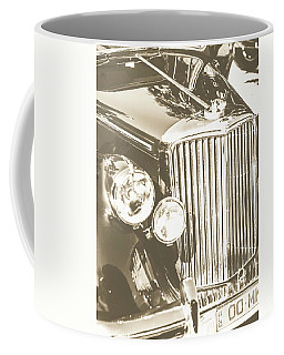 Classic Car Chrome Coffee Mug
