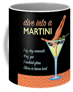 Classic Martini Coffee Mug