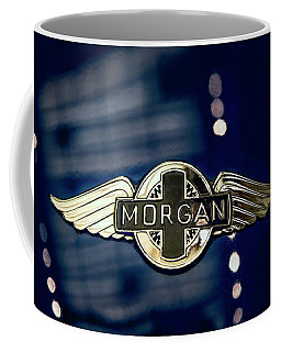 Classic Morgan Name Plate Coffee Mug