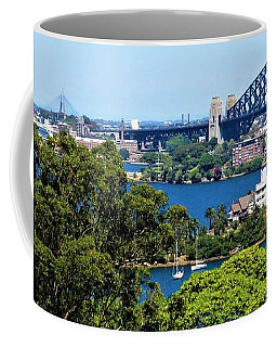 Coffee Mug featuring the photograph Classic Sydney by Joan Stratton