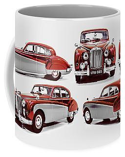 Classically British Coffee Mug