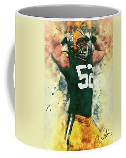 Clay Matthews Coffee Mug
