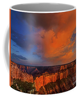 Clearing Storm Cape Royal North Rim Grand Canyon Np Arizona Coffee Mug