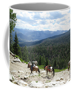Clearing Trails Coffee Mug