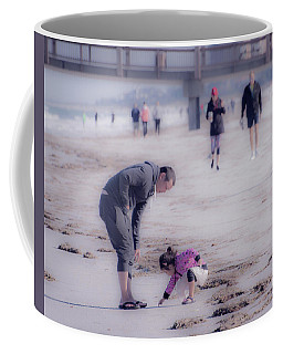 Clearwater Beachcombing Coffee Mug