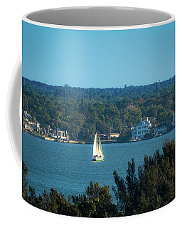 Clearwater Sails Coffee Mug