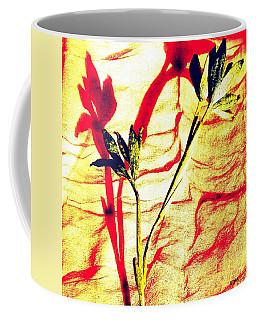 Clementine Sprig Contemporary Coffee Mug