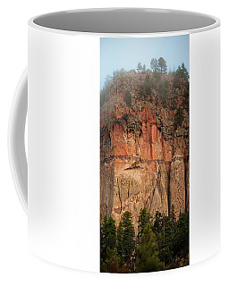 Cliff Face Coffee Mug