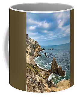 Cliffs Of Corona Del  Mar Coffee Mug