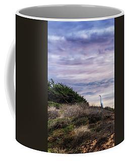 Cliffside Watcher Coffee Mug