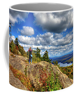 Coffee Mug featuring the photograph Close To Heaven On Earth by David Patterson