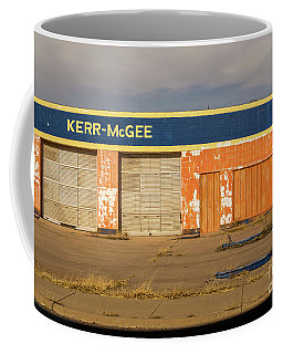 Closed Kerr - Mcgee Station Coffee Mug