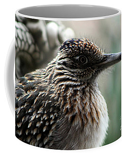 Closeup Of Road Runner By Dragon In Palm Desert Coffee Mug