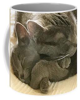 Cloud And Myst Coffee Mug