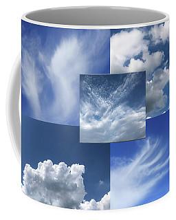 Cloud Collage Two Coffee Mug