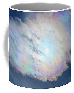 Cloud Iridescence Coffee Mug