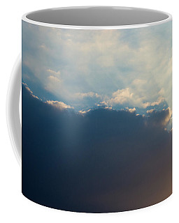 Coffee Mug featuring the photograph Cloud-scape 1 by Stewart Marsden