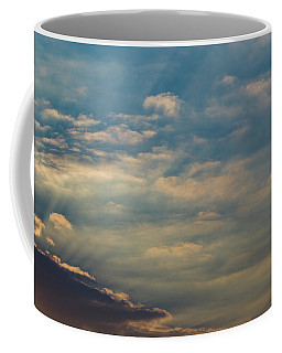 Coffee Mug featuring the photograph Cloud-scape 2 by Stewart Marsden