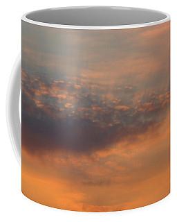 Coffee Mug featuring the photograph Cloud-scape 4 by Stewart Marsden