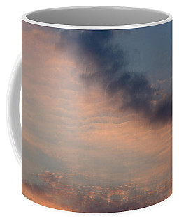 Coffee Mug featuring the photograph Cloud-scape 5 by Stewart Marsden