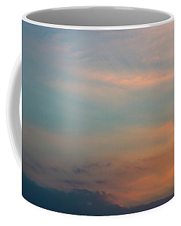 Coffee Mug featuring the photograph Cloud-scape 7 by Stewart Marsden