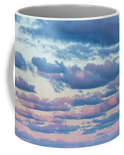Clouds In The Sky Coffee Mug