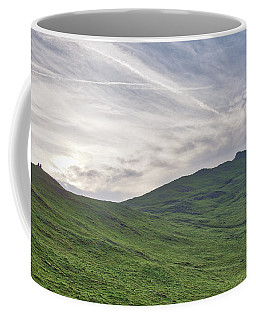 Clouds Over Thorpe Cloud Coffee Mug