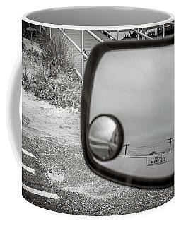 Cloudy Day Reflection Coffee Mug