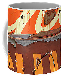 Coffee Mug featuring the photograph Club by Skip Hunt