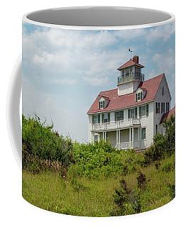 Coast Guard Beach Sentinel Coffee Mug