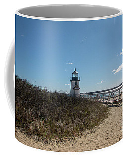 Coastal Brant Light House Coffee Mug