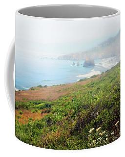 Coastal Views Fog Coffee Mug