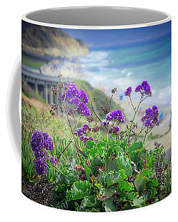 Coastline Color Coffee Mug