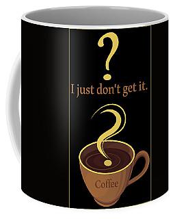 Coffee The Mystery Coffee Mug