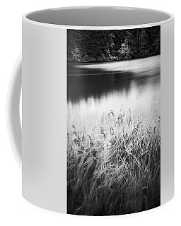 Coffee Mug featuring the photograph Coffenbury Lake by Whitney Goodey