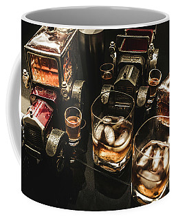 Cognac Cars Coffee Mug