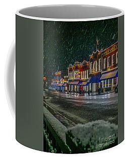 Cold Night In Cripple Creek Coffee Mug