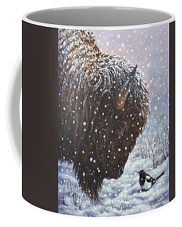 Cold Weather Cohorts Coffee Mug