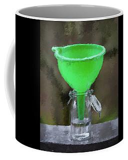 Collecting Rain Water Coffee Mug