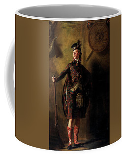 Colonel Alastair Ranaldson Macdonell Of Glengarry, 1812 Coffee Mug