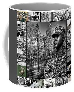 Colonel Trimble Collage Coffee Mug