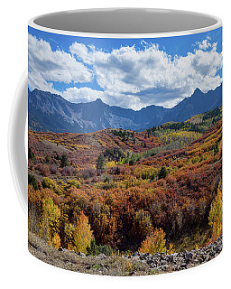 Coffee Mug featuring the photograph Colorado Color Lalapalooza by James BO Insogna