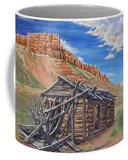 Colorado Prarie Cabin Coffee Mug