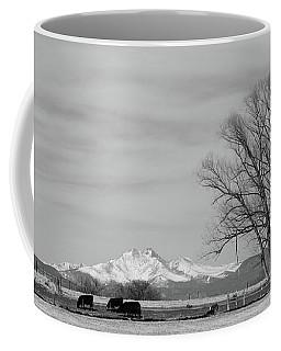 Colorado Western Panoramic View Coffee Mug