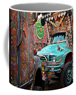 Truck Art Coffee Mug