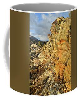 Colorful Entrance To Colorado National Monument Coffee Mug