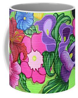 Colorful Mural Coffee Mug