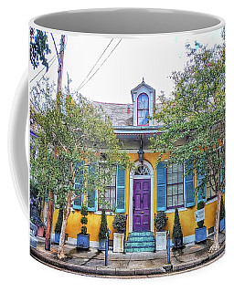 Colorful Nola Coffee Mug