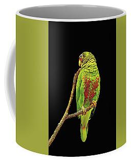 Colorful Parrot Coffee Mug
