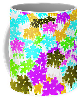 Colors Of Frost Coffee Mug